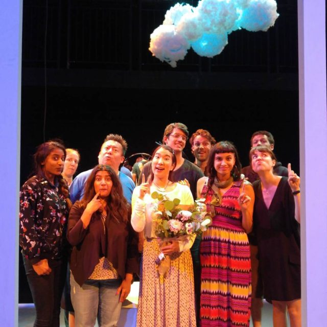 Friendiology Successology! Two more shows! WillYouBeMyFriendtheMusical friendship clouds the ...